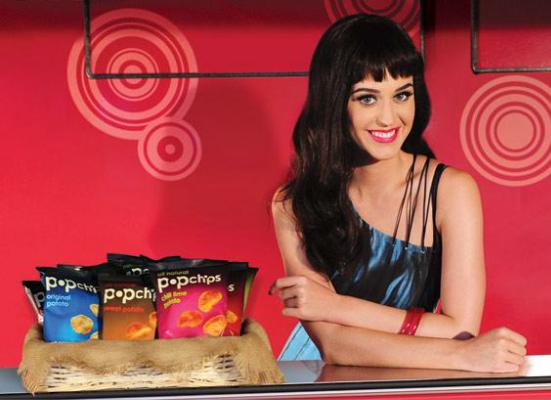 Katy Perry PopChips