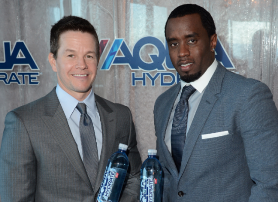 Mark Wahlberg P Diddy