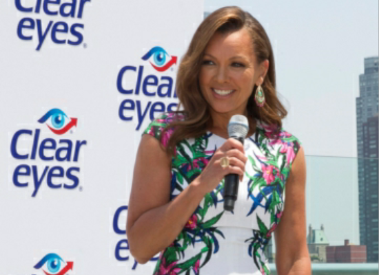 Vanessa Williams Clear Eyes