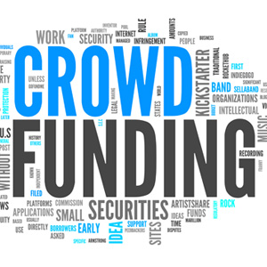 Crowd-funded