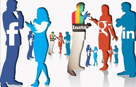 utilizing social media stars