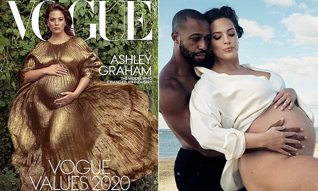 Body Positive Vogue spread